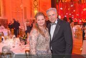 ROMY Gala - Aftershowparty - Hofburg - Sa 16.04.2016 - Ulrike BEIMPOLD, Klaus WOWEREIT117