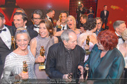 ROMY Gala - Aftershowparty - Hofburg - Sa 16.04.2016 - Kathi ZECHNER, Adele NEUHAUSER, Otto SCHENK, B. SCH�NEBERGER25