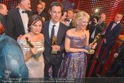 ROMY Gala - Aftershowparty - Hofburg - Sa 16.04.2016 - R ZIEGLER, Sandra MAISCHBERGER, Florian D FITZ, B SCH�NEBERGER26