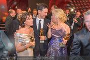 ROMY Gala - Aftershowparty - Hofburg - Sa 16.04.2016 - R ZIEGLER, Sandra MAISCHBERGER, Florian D FITZ, B SCH�NEBERGER27
