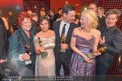 ROMY Gala - Aftershowparty - Hofburg - Sa 16.04.2016 - R ZIEGLER, Sandra MAISCHBERGER, Florian D FITZ, B SCH�NEBERGER29