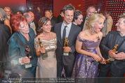 ROMY Gala - Aftershowparty - Hofburg - Sa 16.04.2016 - R ZIEGLER, Sandra MAISCHBERGER, Florian D FITZ, B SCH�NEBERGER30