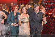 ROMY Gala - Aftershowparty - Hofburg - Sa 16.04.2016 - Regina ZIEGLER, Sandra MAISCHBERGER, Tobias MORETTI31
