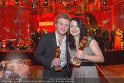 ROMY Gala - Aftershowparty - Hofburg - Sa 16.04.2016 - Johannes NUSSBAUM, Anna POSCH44