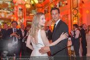 ROMY Gala - Aftershowparty - Hofburg - Sa 16.04.2016 - Florian David FITZ, Nora VON WALDSTETTEN82