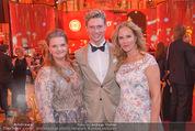 ROMY Gala - Aftershowparty - Hofburg - Sa 16.04.2016 - Ulrike BEIMPOLD, Paul LORENZ, Katja BURKHARDT98