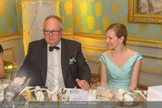 Fundraising Dinner - Albertina - Do 21.04.2016 - Christian KONRAD, Maria GRO�BAUER118