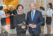Fundraising Dinner - Albertina - Do 21.04.2016 - Helene VON DAMM, Dominique MEYER14
