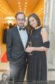 Fundraising Dinner - Albertina - Do 21.04.2016 - Florian TEICHTMEISTER mit Begleitung Katja18