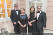 Fundraising Dinner - Albertina - Do 21.04.2016 - Florian TEICHTMEISTER mit Begleitung Katja, Karin BERGMANN21