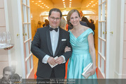 Fundraising Dinner - Albertina - Do 21.04.2016 - Andreas und Maria GRO�BAUER26