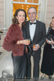 Fundraising Dinner - Albertina - Do 21.04.2016 - Hans SCHMIED mit Ehefrau Petra32