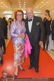 Fundraising Dinner - Albertina - Do 21.04.2016 - Inge und Rudolf Purzel KLINGOHR44