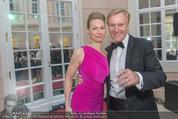 Fundraising Dinner - Albertina - Do 21.04.2016 - Klaus Albrecht und Nina SCHR�DER72