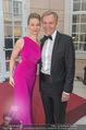 Fundraising Dinner - Albertina - Do 21.04.2016 - Klaus Albrecht und Nina SCHR�DER73