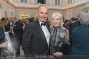 Fundraising Dinner - Albertina - Do 21.04.2016 - Johann und Erna MARIHART74