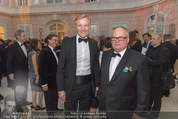 Fundraising Dinner - Albertina - Do 21.04.2016 - Klaus Albrecht SCHR�DER, Christian KONRAD80