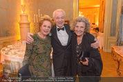Fundraising Dinner - Albertina - Do 21.04.2016 - Harald und Ingeborg SERAFIN, Inge UNZEITIG91