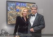 Fundraising Dinner - Albertina - Do 21.04.2016 - Wolfgang HESOUN mit Ehefrau Brigitte97