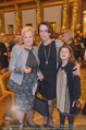 All for Autism Charity Concert - Wiener Musikverein - Di 26.04.2016 - Rotraud KONRAD, Patricia PAWLITZKY mit Tochter Raphaela12