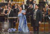 All for Autism Charity Concert - Wiener Musikverein - Di 26.04.2016 - Anna NETREBKO, Yusif EYVAZOV gemeinsam auf der B�hne162