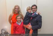 All for Autism Charity Concert - Wiener Musikverein - Di 26.04.2016 - Familie Annely PEEBO mit Ehemann Sascha und Kindern196