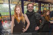 Zoe Farewell Party - Summerstage - Mi 27.04.2016 - Christof STRAUB, ZOE (Pappfigur)2