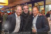 Zoe Farewell Party - Summerstage - Mi 27.04.2016 - Phillipp (der Gr��ere) und Georg STROMMER, Christof STRAUB42