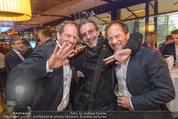 Zoe Farewell Party - Summerstage - Mi 27.04.2016 - Phillipp (der Gr��ere) und Georg STROMMER, Christof STRAUB43