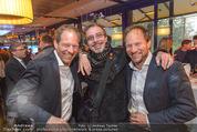 Zoe Farewell Party - Summerstage - Mi 27.04.2016 - Phillipp (der Gr��ere) und Georg STROMMER, Christof STRAUB44