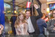 Zoe Farewell Party - Summerstage - Mi 27.04.2016 - Zoe STRAUB mit Freund Kaspar49