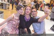 Modepalast - Künstlerhaus - Fr 29.04.2016 - Maria YAKOVLEVA, Richard SZABO, Olga (Laskari) (Selfie)97