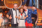 Dancing Stars - ORF Zentrum - Fr 29.04.2016 - Finalisten Verena SCHEITZ, Georgij MAKAZARIA, Thomas MORGENSTERN51