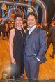 Dancing Stars - ORF Zentrum - Fr 29.04.2016 - Rainer SCH�NFELDER mit Ehefrau (komplett neue Frisur)6