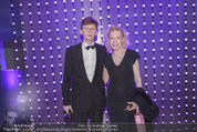 Duftstars - Österreichischer Parfumpreis - Aula der Wissenschaften - Di 03.05.2016 - Sunny MELLES mit Sohn Constantin Prinz SAYN-WITTGENSTEIN52