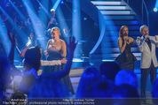 Dancing Stars Finale - ORF Zentrum - Fr 06.05.2016 - Verena SCHEITZ erf�hrt vom Sieg4