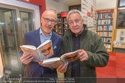 Wolfram Pirchner Buchpräsentation - Morawa Wollzeile - Do 12.05.2016 - Siegfried MERYN, G�nther FRANK16