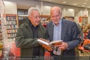 Wolfram Pirchner Buchpräsentation - Morawa Wollzeile - Do 12.05.2016 - G�nther FRANK, Manfred AINEDTER18