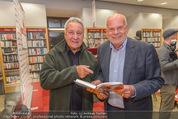 Wolfram Pirchner Buchpräsentation - Morawa Wollzeile - Do 12.05.2016 - G�nther FRANK, Manfred AINEDTER19