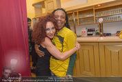 Charity Modenschau - Kulturhaus Hirtenberg - Sa 14.05.2016 - Greg BANNIS (hot chocolate), Christina LUGNER25