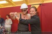 Charity Modenschau - Kulturhaus Hirtenberg - Sa 14.05.2016 - Martin OBERHAUSER, Kurt ELSASSER44