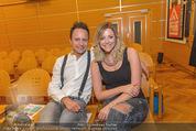 Charity Modenschau - Kulturhaus Hirtenberg - Sa 14.05.2016 - Markus UNTERLADST�TTER (die jungen Zillertaler) m. Freundin Gin7