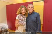 Charity Modenschau - Kulturhaus Hirtenberg - Sa 14.05.2016 - Cecile NORDEGG, Hans Georg HEINKE71