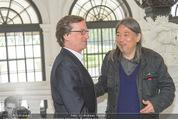 Yan Pei-Ming Ausstellung - Oberes Belvedere - Di 17.05.2016 - Thaddaeus ROPAC, Yan PEI-MING13