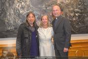 Yan Pei-Ming Ausstellung - Oberes Belvedere - Di 17.05.2016 - Yan PEI-MING, Agnes HUSSLEIN, Anton Toni FABER53