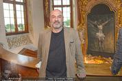 Yan Pei-Ming Ausstellung - Oberes Belvedere - Di 17.05.2016 - Rudi Rudolf STANZEL62
