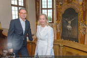 Yan Pei-Ming Ausstellung - Oberes Belvedere - Di 17.05.2016 - Alfred WEIDINGER, Agnes HUSSLEIN66
