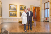 Yan Pei-Ming Ausstellung - Oberes Belvedere - Di 17.05.2016 - Agnes HUSSLEIN, Thaddaeus ROPAC76