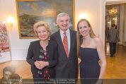 Fete Imperiale Vortanzen - Spanische Hofreitschule - Mi 18.05.2016 - Elisabeth G�RTLER, Maria GRO�BAUER, Thomas SCH�FER-ELMAYER2