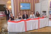 Fete Imperiale Vortanzen - Spanische Hofreitschule - Mi 18.05.2016 - die Jury32